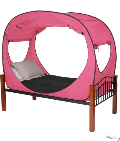 PRIVACY POP-UP - What Would Faraday Version Cost?  sc 1 st  ES & ES - Privacy Pop-up Tent-Bed approx. $120