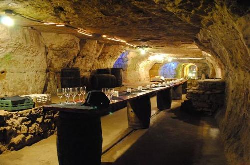 Stillwater cave