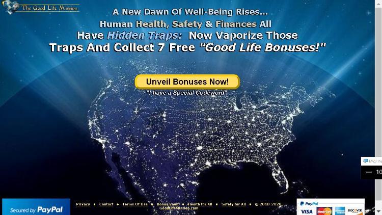 Collect Seven Good Life Bonuses Today!
